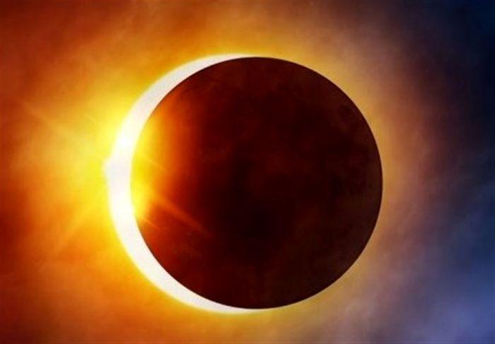 آخرین خورشید گرفتگی قرن ۱۴ شمسی