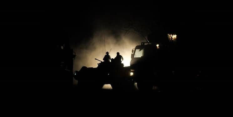 حمله به یک کاروان نظامی آمریکایی در صلاح الدین