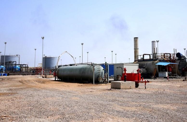 نخستین واحد پیشساخته فرآورش نفت در غرب کارون به بهرهبرداری رسید