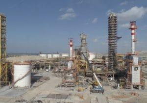 عملیات پیش راه اندازی بزرگترین پالایشگاه قیر کشور