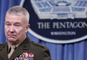 ادعای فرمانده سنتکام: روابط آمریکا و ایران در دوران فرصت قرار دارد