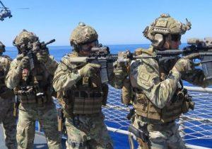 تمدید استقرار نیروی دریایی ترکیه در خلیج عدن تا یک سال دیگر