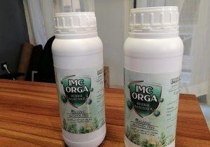 """رونمایی از محلول ضدعفونی کننده تمام ارگانیک""""IMC ORGA"""""""