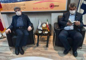 طراحی وساخت مخازن استراتژیک کرایوژنیک توسط تولید کننده ایرانی