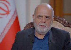 ایرج مسجدی: روابط بین ایران و کردستان عراق بسیار خوب است