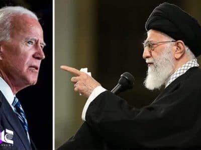 چالش جو بایدن میان پذیرفتن راهبرد رهبری تا طمع به دولت روحانی