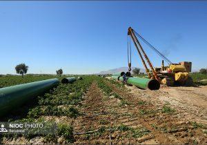 عملیات لولهگذاری گستره ۱ قطعه ۱ خط لوله انتقال نفت گوره-جاسک پایان یافت