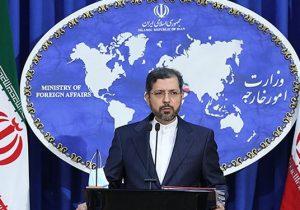 خطیب زاده: اتهامزنی های هماهنگ شده در قبال ایران جواب نمی دهد