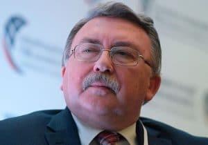 اولیانوف: آژانس اتمی از سیاسی کردن برنامه هستهای ایران پرهیز کند