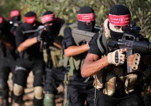 یک گروه مقاومت در نوار غزه با نظامیان رژیم صهیونیستی درگیر شد