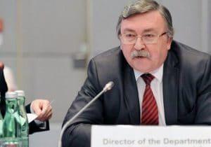 اولیانوف: سیاست «فشار حداکثری» به پیشرفت برنامه هستهای ایران منجر شد