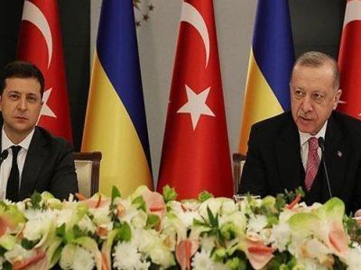 زلنسکی:برای حل بحران فعلی اوکراین، با ترکیه همعقیدهایم