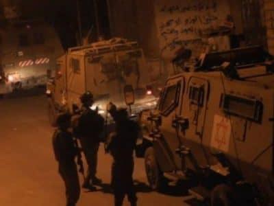 حمله صهیونیستها به تظاهرات شبانه ساکنان غزه