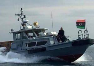 شلیک هوایی گارد ساحلی لیبی به سوی قایقهای ایتالیا