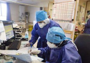 شناسایی ۳۴۹۵۱ بیمار جدید کرونایی/حال ۵۱۰۰ نفر وخیم است