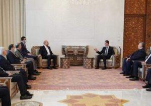 چرا سفر قالیباف به سوریه مهم بود؟/ نقطه عطف تغییر روابط از امنیتی به اقتصادی